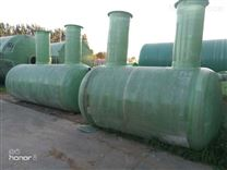 玻璃钢化粪池污水设备