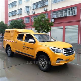 皮卡式防汛抢险泵车