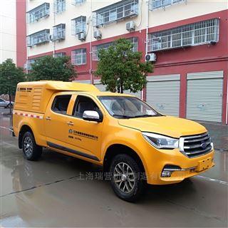 皮卡排水工程抢险卡车