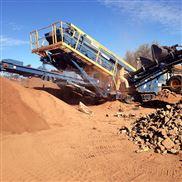 建筑垃圾處理設備專家,移動破碎站十大優勢