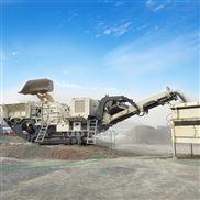 建筑垃圾粉碎設備,開啟就地資源化處理模式
