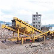 建築垃圾處理betway必威手機版官網圖片,移動式破碎站報價