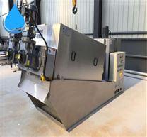 立式自动化叠螺污泥脱水机