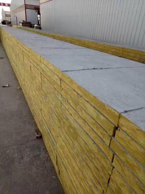 手工机制砂浆岩棉复合板规格