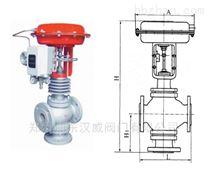 ZMAQ/ZMBX氣動薄膜三通調節閥