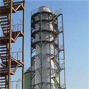 实体厂家直销喷淋净化塔成套设备