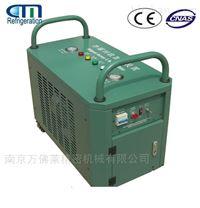 中小型中央空调机组生产用快速冷媒回收机