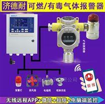 煉鐵廠車間乙醇氣體泄漏報警器,無線監測