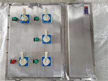 BXM(D)8050-6/10/K100防爆不锈钢配电箱