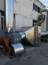 喷漆废气治理设计方案专业厂家成套生产定制