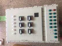 水泵钢板焊接防爆软启动器控制箱