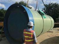 成套汙水處理一體化水利泵站