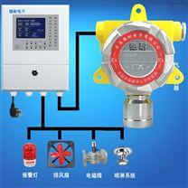 固定式氫氣泄漏報警器,無線監測