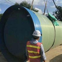 一体化智能型排污排涝预制泵站