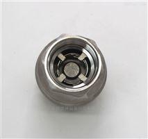 H12W-1000WOG不鏽鋼內螺紋彈簧立式止回閥