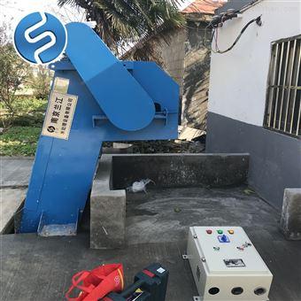 回转式格栅清污机