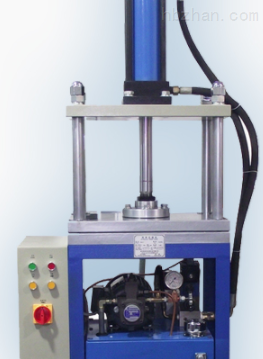 液压式纸页压榨机