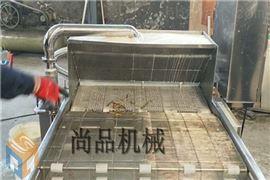 SP-120休闲麻花上糖浆设备裹麦芽糖机价格
