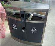 成都市政垃圾桶生产线 不锈钢铁皮垃圾箱