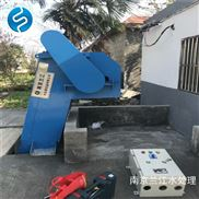 GSHP型回轉式粗格柵除汙機怎麼選型