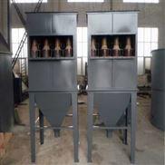 陶瓷多管除尘器和碳钢多管冷却器的效果对比