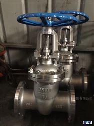 Z41W上海良工閥門 不銹鋼閘閥