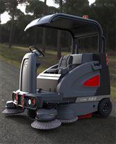 柳州工业扫地车智能化清洁设备大型清扫机