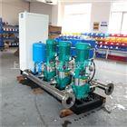 德国wilo威乐MVI208湖州专供一控三变频泵无负压供水设备直销