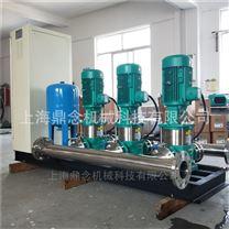 嘉興專供一用兩備變頻泵定壓補水供水設備