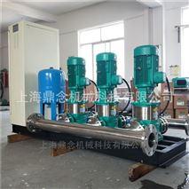 嘉兴专供一用两备变频泵定压补水供水设备