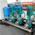 德国wilo威乐MVI207温州专供一拖三变频泵自动无负压供水设备
