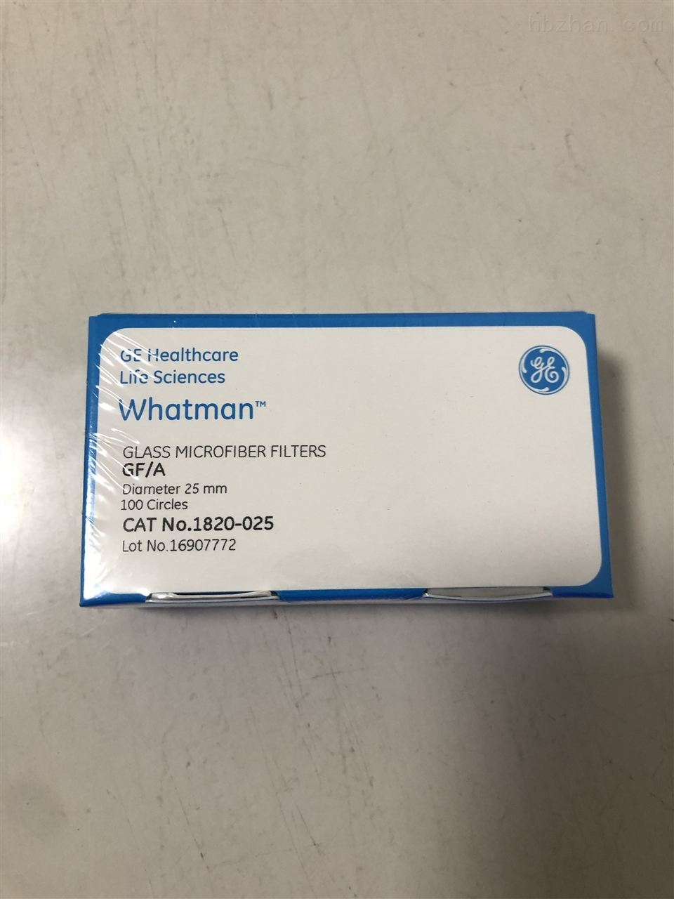 whatman 1.6um玻璃纤维滤膜1820-025
