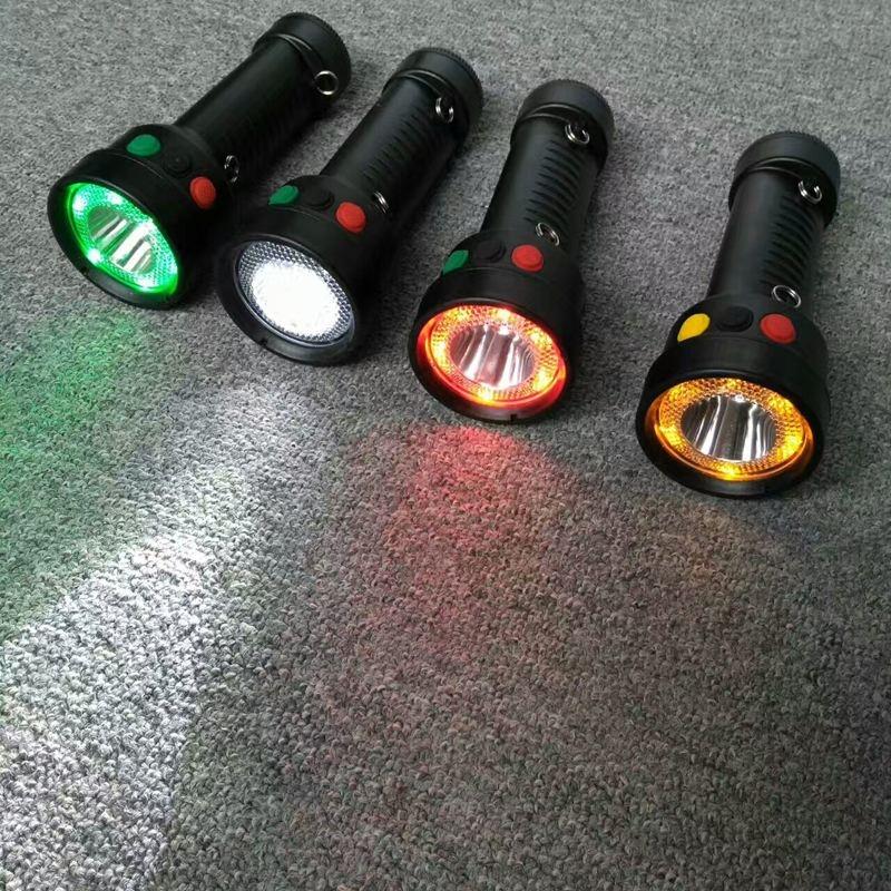 手提式多功能信号灯SNH659手握式手电筒
