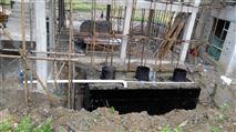 同江学校生活污水一体化处理设备