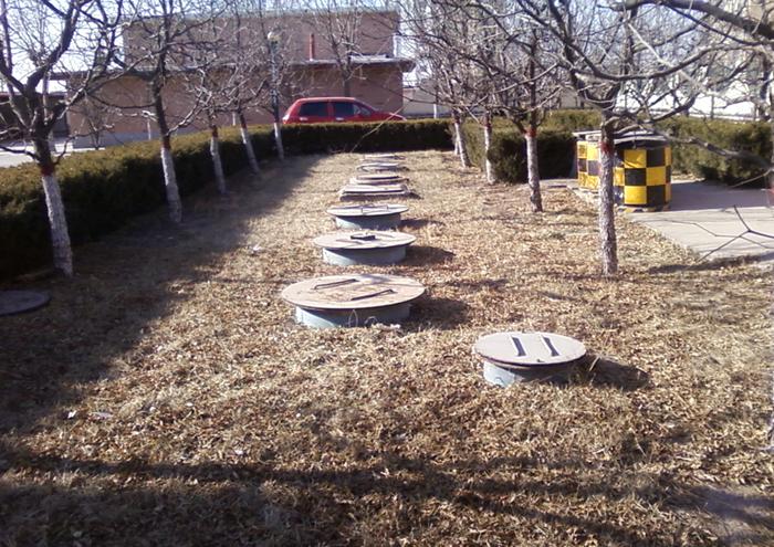 济南一体化地埋式污水处理设备