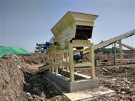 廣州建築垃圾處理廠垃圾篩分設備