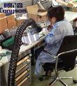 工业流水线焊锡烟尘净化机器