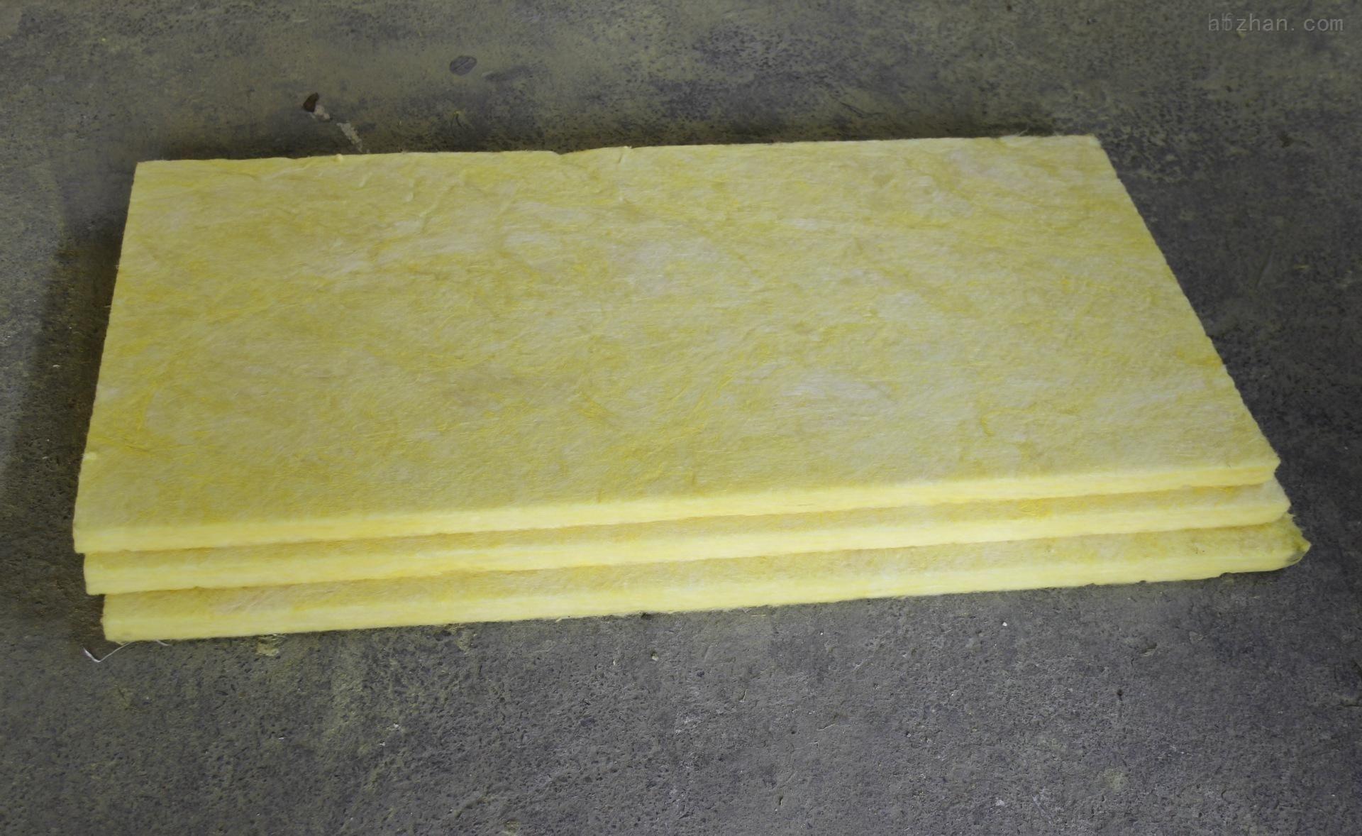 吸音玻璃棉保温板