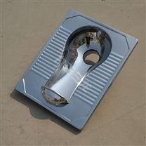 九正三龙 不锈钢蹲便器304材质  可带存水弯