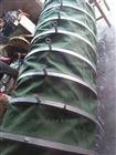 600φ×1200㎜湖北孝感水泥散装伸缩耐磨帆布布袋供应