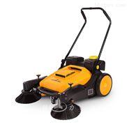 环卫车间工厂清扫道路扫地车无动力扫地机