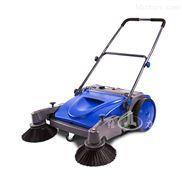 小型垃圾清洁扫地车工厂仓库手推扫地机