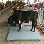 1吨电子磅秤,1000kg称牛电子地磅价格