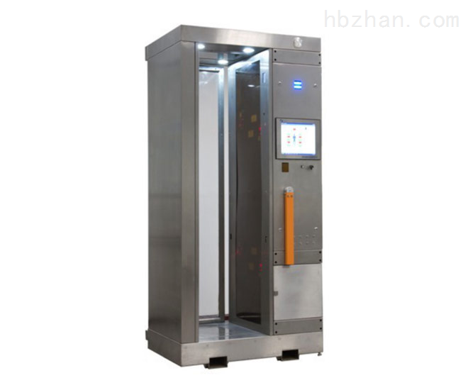 WRM-1000全身γ辐射污染监测仪