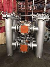 不銹鋼雙聯過濾器
