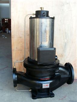 SPG新型管道屏蔽泵