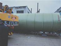 工业区污水处理一体化预制泵站