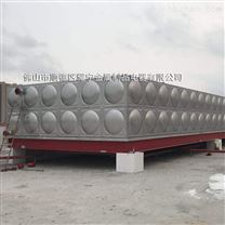 广西保温水箱 不锈钢消防水箱 304生活水箱