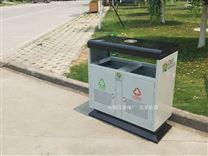 重庆垃圾桶 方形户外垃圾箱