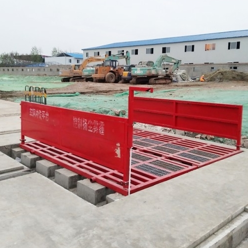 樂山工廠渣土車清洗設備